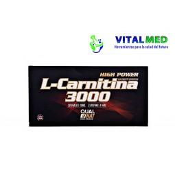 L – Carnitina 20 viales...