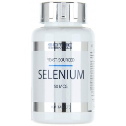 Selenio 50 mg (100 uds)
