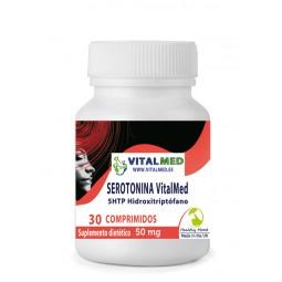 Serotonina-Triptófano VitalMed